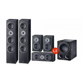 Magnat Supreme 1002 set 5.1 (RS 8) - Černá