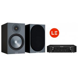 Marantz PM6007 + Monitor Audio Bronze 100 - Černá
