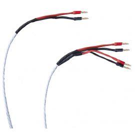 LE sada kabelů (Bi-Wire) - 1,5m