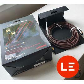 AudioQuest RJ/E Ethernet Cinnamon 5,0m - poškozený obal