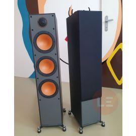 Monitor Audio Monitor 300 - Černá - rozbaleno