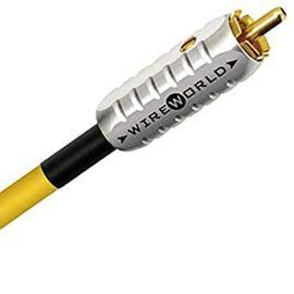 WireWorld CHROMA 8 coaxial RCA 75-ohm - 1m