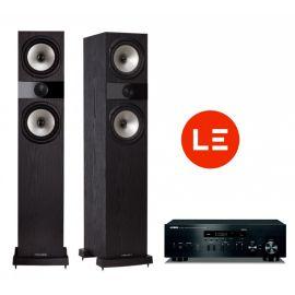 Yamaha R-N402D + Fyne Audio F303 - Černá