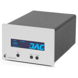 Pro-Ject DAC Box DS - Stříbrná