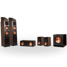 Klipsch RP-6000F set 5.1.2 Dolby Atmos® - Ořech