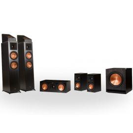 Klipsch RP-6000F set 5.1.2 Dolby Atmos® - Černá