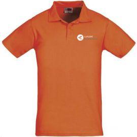 LE Polokošile - Velikost XXL Oranžové