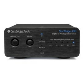 Cambridge DAC Magic 100 Černá
