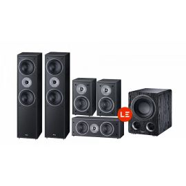 Magnat Supreme 802 set 5.1 (RS 8) - Černá