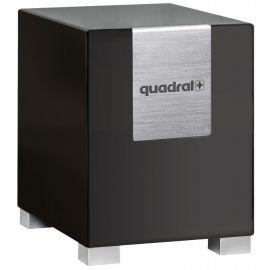 Quadral QUBE 8 AKTIV - Černá (Matná)