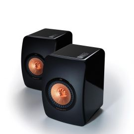 KEF LS50 - Černý lesk