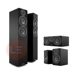 Acoustic Energy AE109 + 107 + 100 - černá