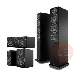 Acoustic Energy AE120 + 107 + 100 - černá