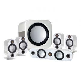 Monitor Audio Apex A101V12 - Bílý lesk