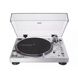 Audio-Technica AT-LP120X-USB - Stříbrná