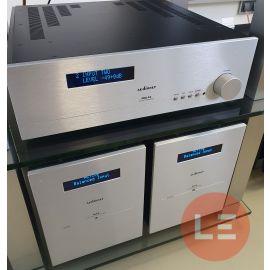 Audionet PRE G2 + Audionet MAX - stříbrná - demo kusy