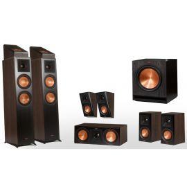 Klipsch RP-6000F set 7.1.2 Dolby Atmos® - Černá