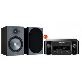 Marantz Melody M-CR612 + Monitor Audio Bronze 100 - Černá