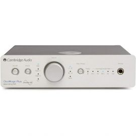 Cambridge DAC Magic Plus Stříbrný