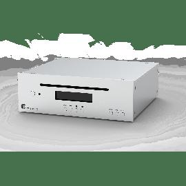 Pro-Ject CD Box DS2 - Stříbrná