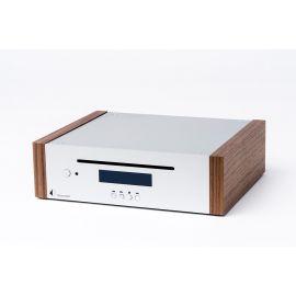 Pro-Ject CD Box DS2T - Stříbrná / Ořech