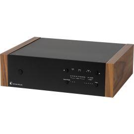 Pro-Ject DAC Box DS2 ultra - Černá / Ořech