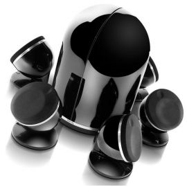 Focal Dôme Pack 5.1 - Černý lesk