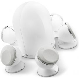 Focal Dôme Pack 5.1 - Bílý lesk
