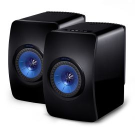 KEF LS50 Wireless - Černá