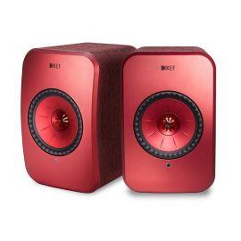 KEF LSX - Červená