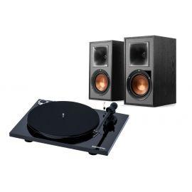 Klipsch R-51PM + Pro-Ject Essential III Bluetooth