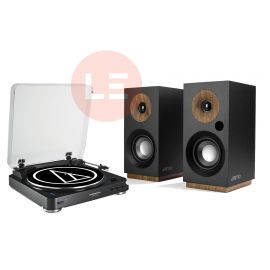 Audio-Technica AT-LP60-BT + Jamo S 801 PM - černá