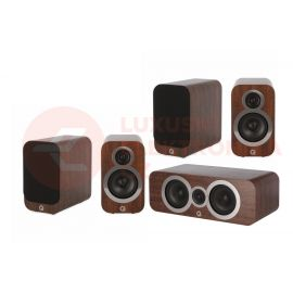 Q Acoustics 3010i set 5.0 - Ořech