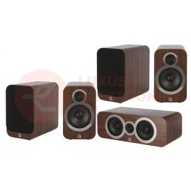 Q Acoustics 3020i set 5.0 - Ořech