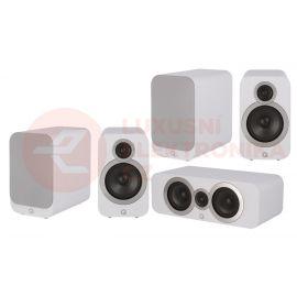 Q Acoustics 3020i set 5.0 - Bílá