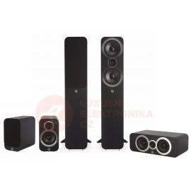Q Acoustics 3050i set 5.0 - Černá