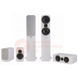 Q Acoustics 3050i set 5.0 - Bílá