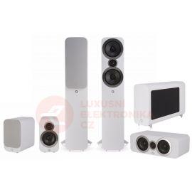 Q Acoustics 3050i set 5.1 - Bílá