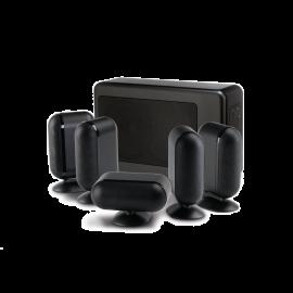 Q Acoustics 7000i 5.1 Slim - Černá