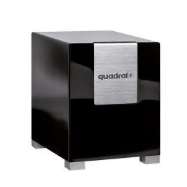 Quadral QUBE 8 AKTIV - Černá (Lesklá)