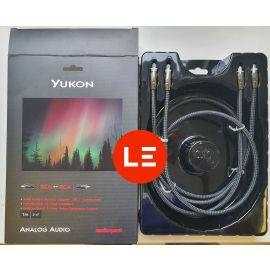 AudioQuest Yukon RCA 1,0m - demo pár