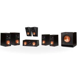 Klipsch RP-600M set 5.1.2 Dolby Atmos® - Černá
