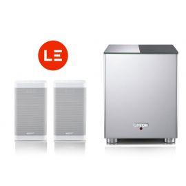 Canton Smart Soundbox 3 + Canton Smart Sub 8 - Stříbrná