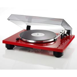 Thorens TD 206 - Červená / Piano