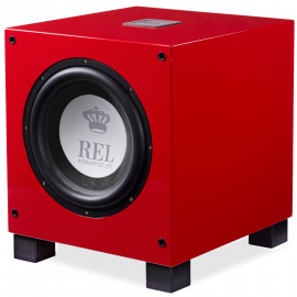 REL Acoustics T/9i RED Ltd. Edition