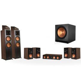 Klipsch RP-8000F set 7.1.2 Dolby Atmos® - Ořech