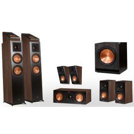 Klipsch RP-6000F set 7.1.2 Dolby Atmos® - Ořech