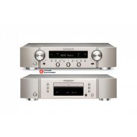 Marantz NR1200 + Marantz CD5005 - Stříbrná