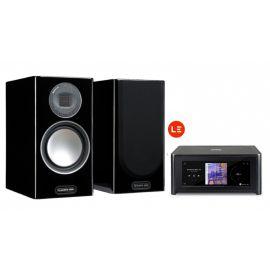 NAD M10 + Monitor Audio Gold 100 (5G) - Černá